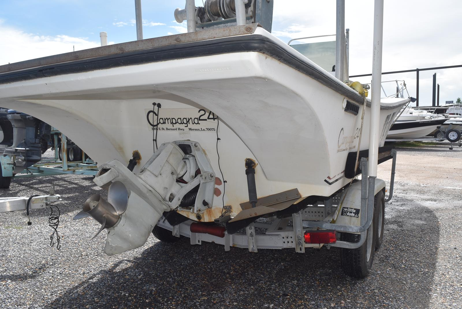 1978 Campagna boat for sale, model of the boat is 24 & Image # 11 of 22