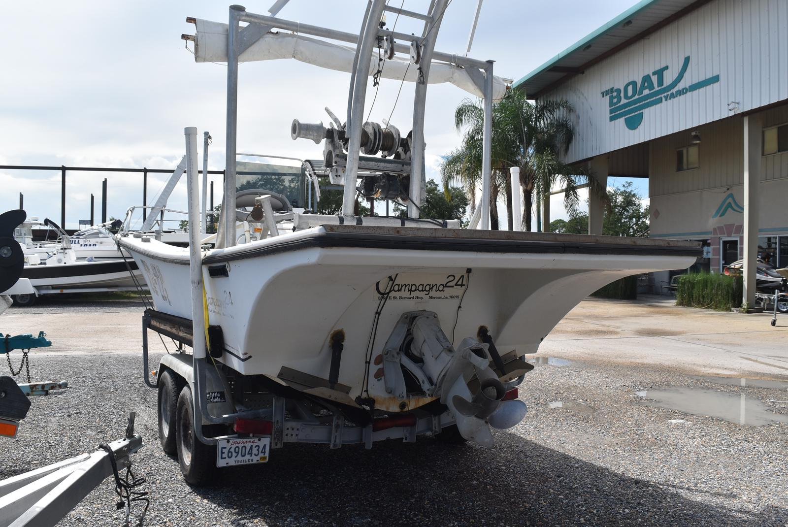 1978 Campagna boat for sale, model of the boat is 24 & Image # 13 of 22