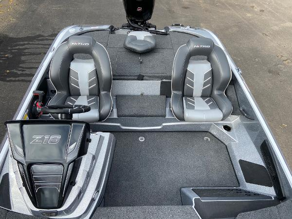 2021 Nitro boat for sale, model of the boat is Z18 Pro & Image # 5 of 19
