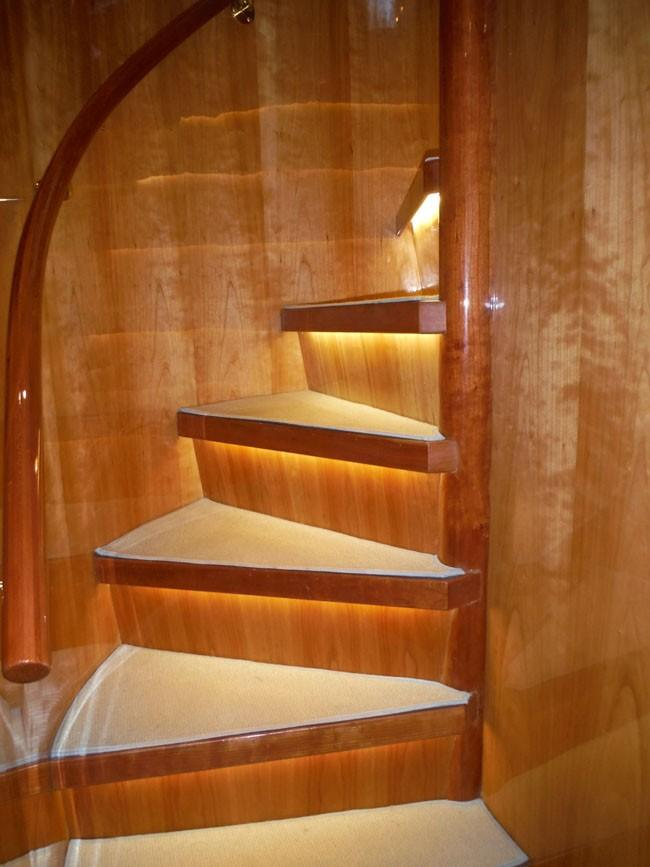 Aft Accommodation Stairs
