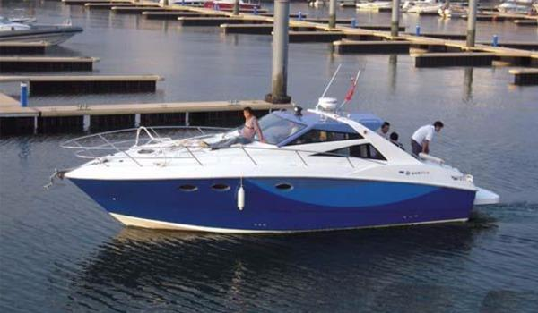 35' Allmand Yachts 2017 Sports Cruiser 35