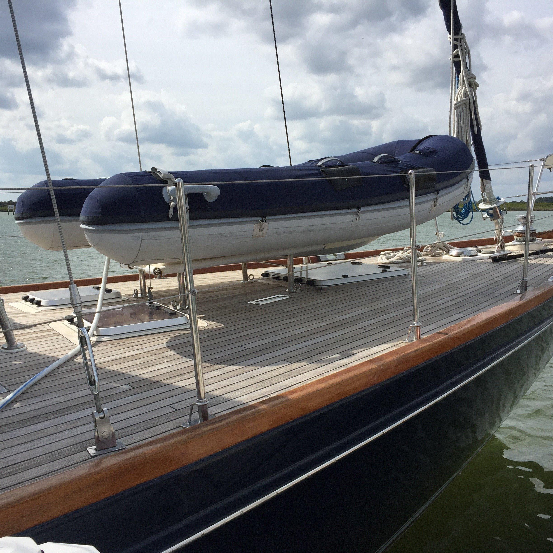 1983 | Mason | Beaufort US NC |$325000 & 1983 53 QUIET WOMAN | David Walters Yachts