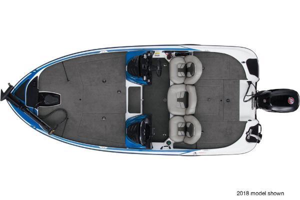 2019 Nitro boat for sale, model of the boat is Z17 & Image # 3 of 3