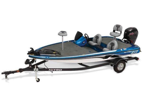 2019 Nitro boat for sale, model of the boat is Z17 & Image # 1 of 11