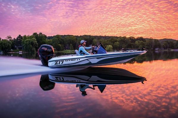 2019 Nitro boat for sale, model of the boat is Z17 & Image # 5 of 11