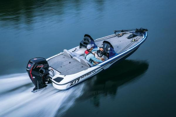 2019 Nitro boat for sale, model of the boat is Z17 & Image # 6 of 11