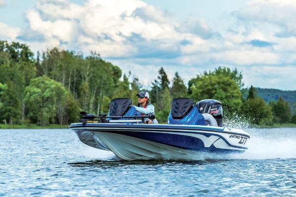 2019 Nitro boat for sale, model of the boat is Z17 & Image # 8 of 11