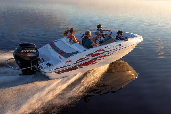 2020 Tahoe boat for sale, model of the boat is T16 & Image # 8 of 104