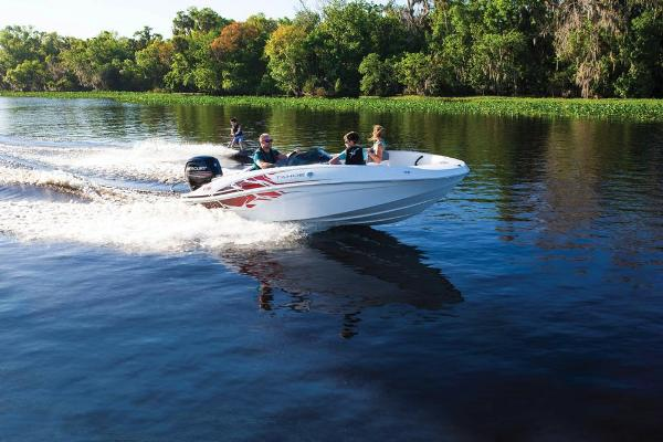 2020 Tahoe boat for sale, model of the boat is T16 & Image # 9 of 104