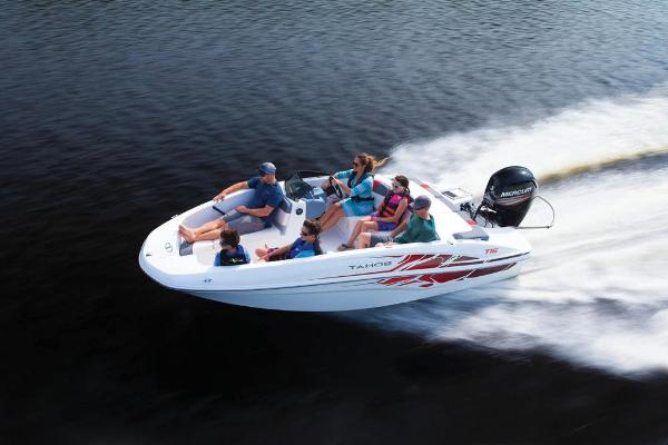 2020 Tahoe boat for sale, model of the boat is T16 & Image # 11 of 104