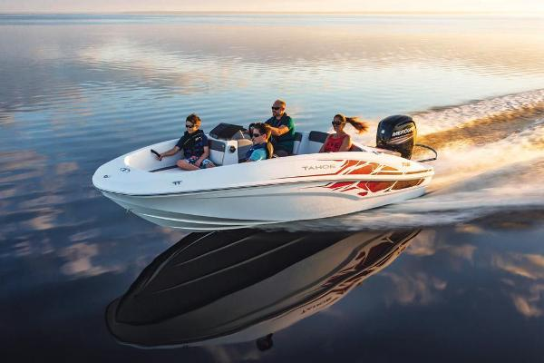 2020 Tahoe boat for sale, model of the boat is T16 & Image # 12 of 104