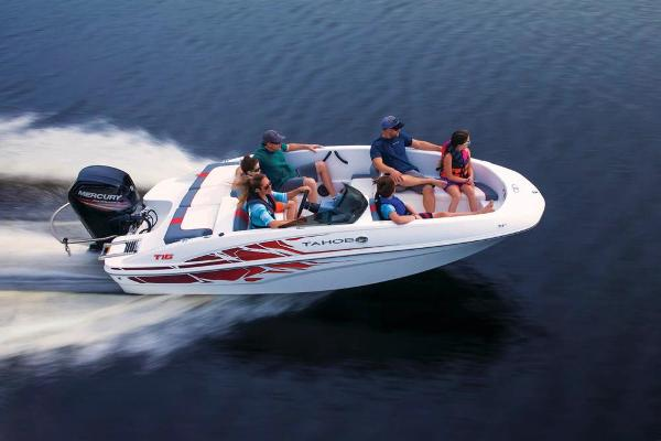 2020 Tahoe boat for sale, model of the boat is T16 & Image # 13 of 104
