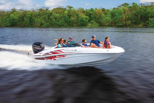 2020 Tahoe boat for sale, model of the boat is T16 & Image # 18 of 104