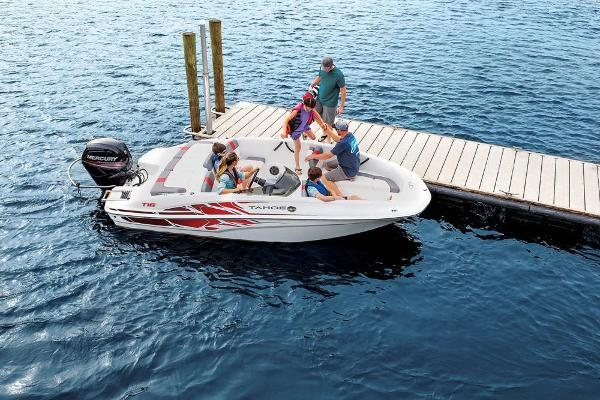 2020 Tahoe boat for sale, model of the boat is T16 & Image # 19 of 104
