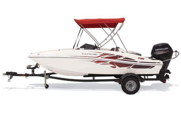 2020 Tahoe boat for sale, model of the boat is T16 & Image # 25 of 104