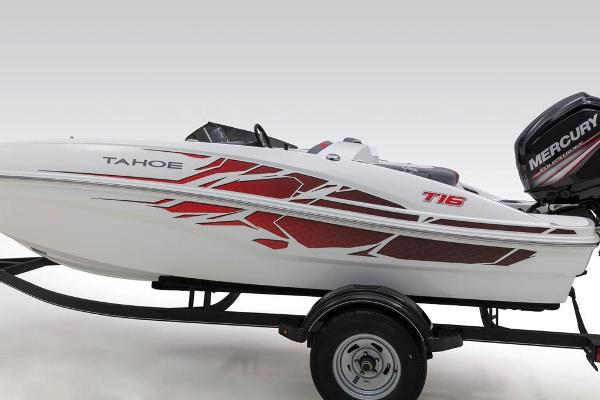 2020 Tahoe boat for sale, model of the boat is T16 & Image # 41 of 104