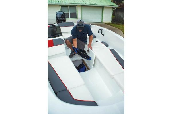 2020 Tahoe boat for sale, model of the boat is T16 & Image # 91 of 104