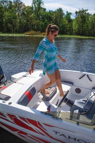 2020 Tahoe boat for sale, model of the boat is T16 & Image # 94 of 104
