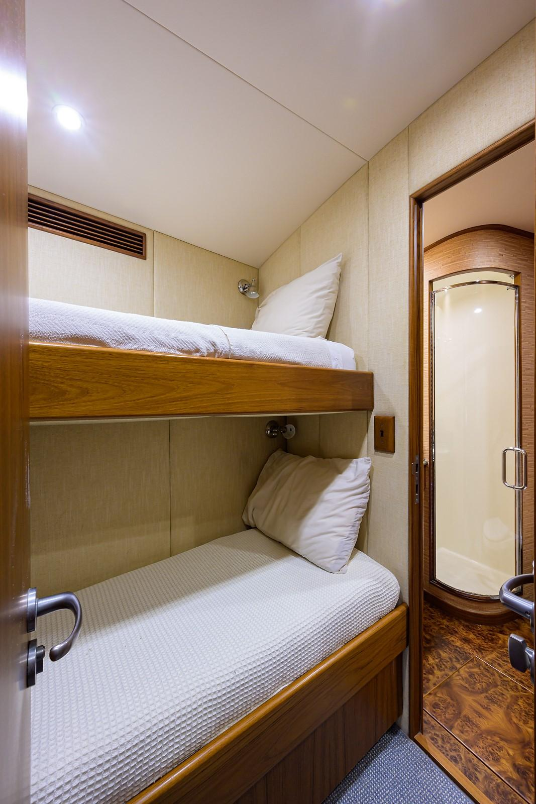 Fwd Stbd Guest Stateroom