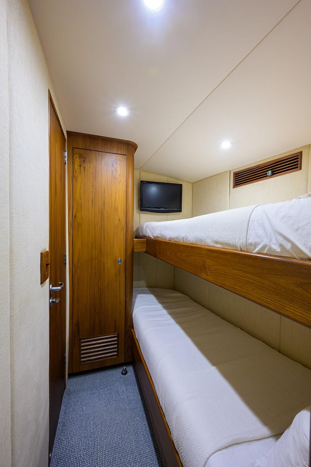 Mid Stbd Guest Stateroom