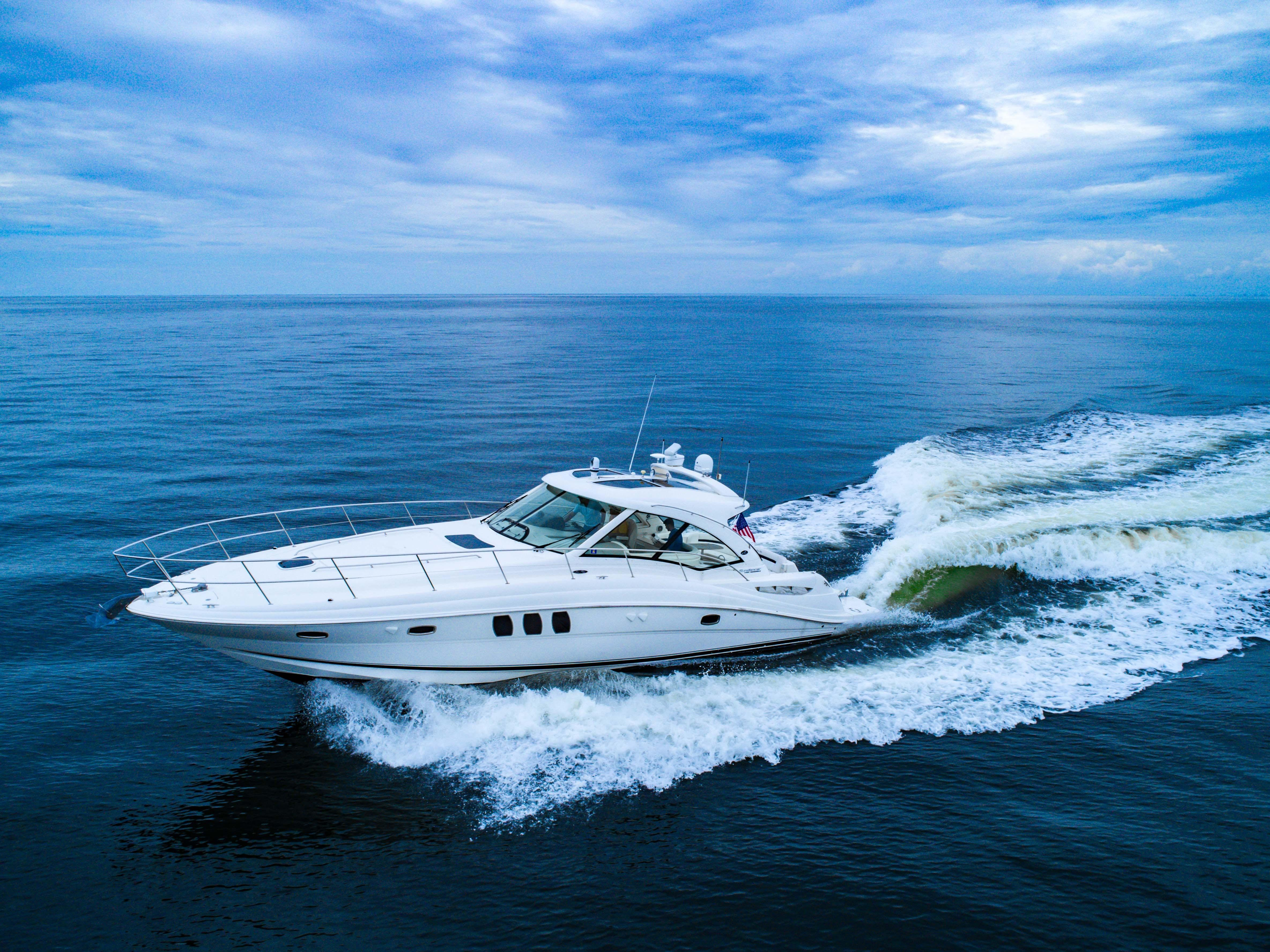 Sea Ray Yachts For Sale Ranging From 41 To 50 Galati Yachts