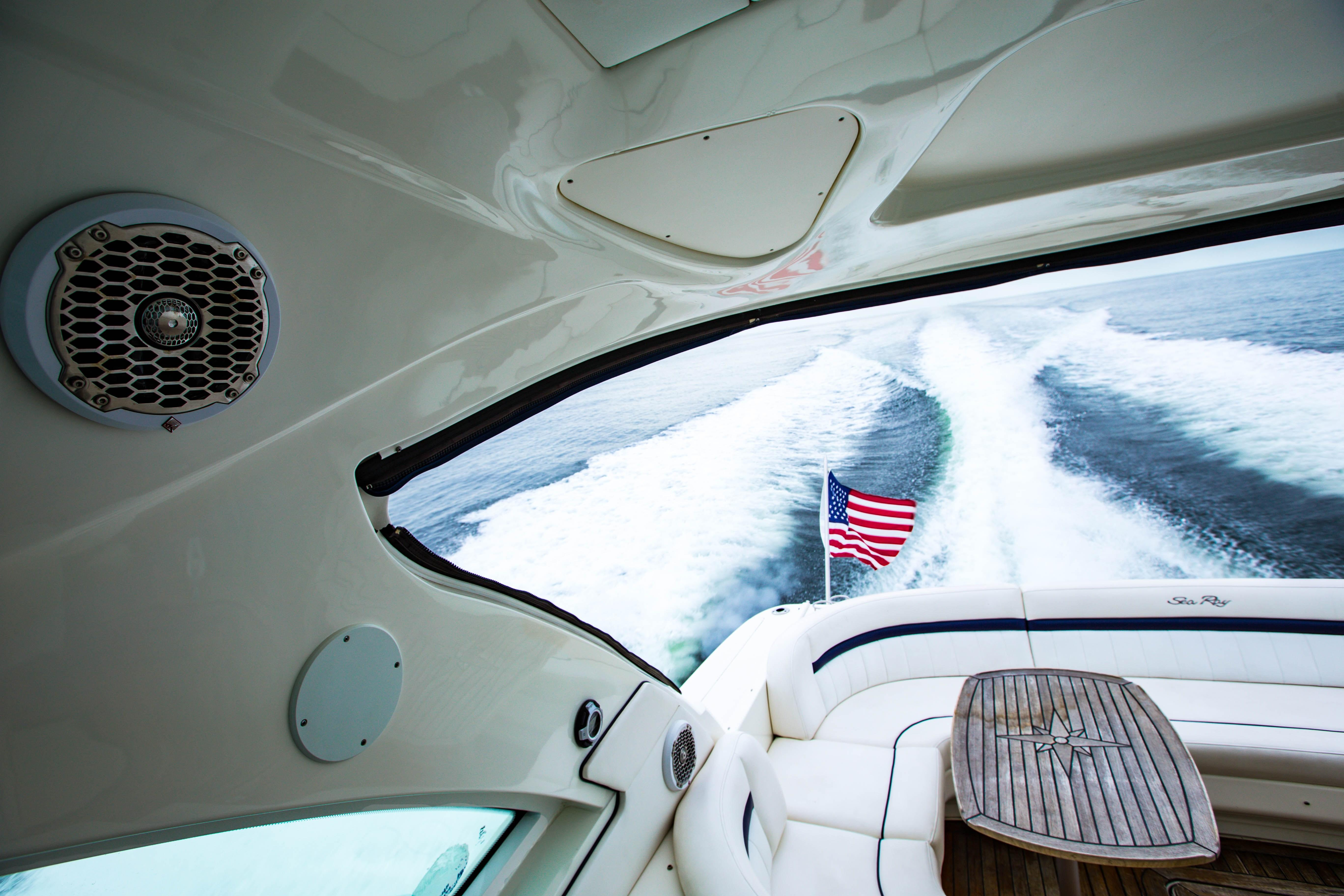 2011 Sea Ray 500 Sundancer