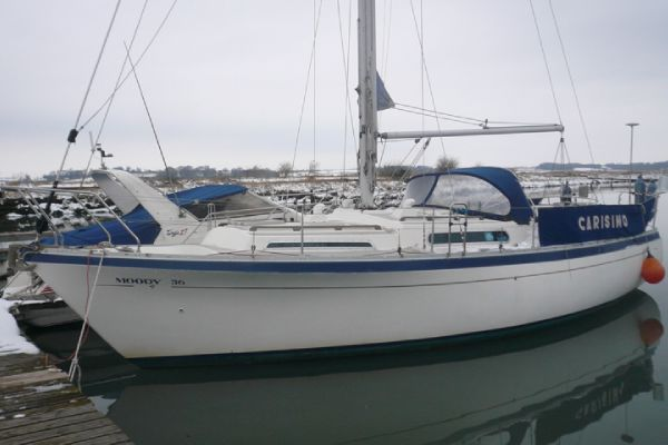 Moody 36 boat for sale