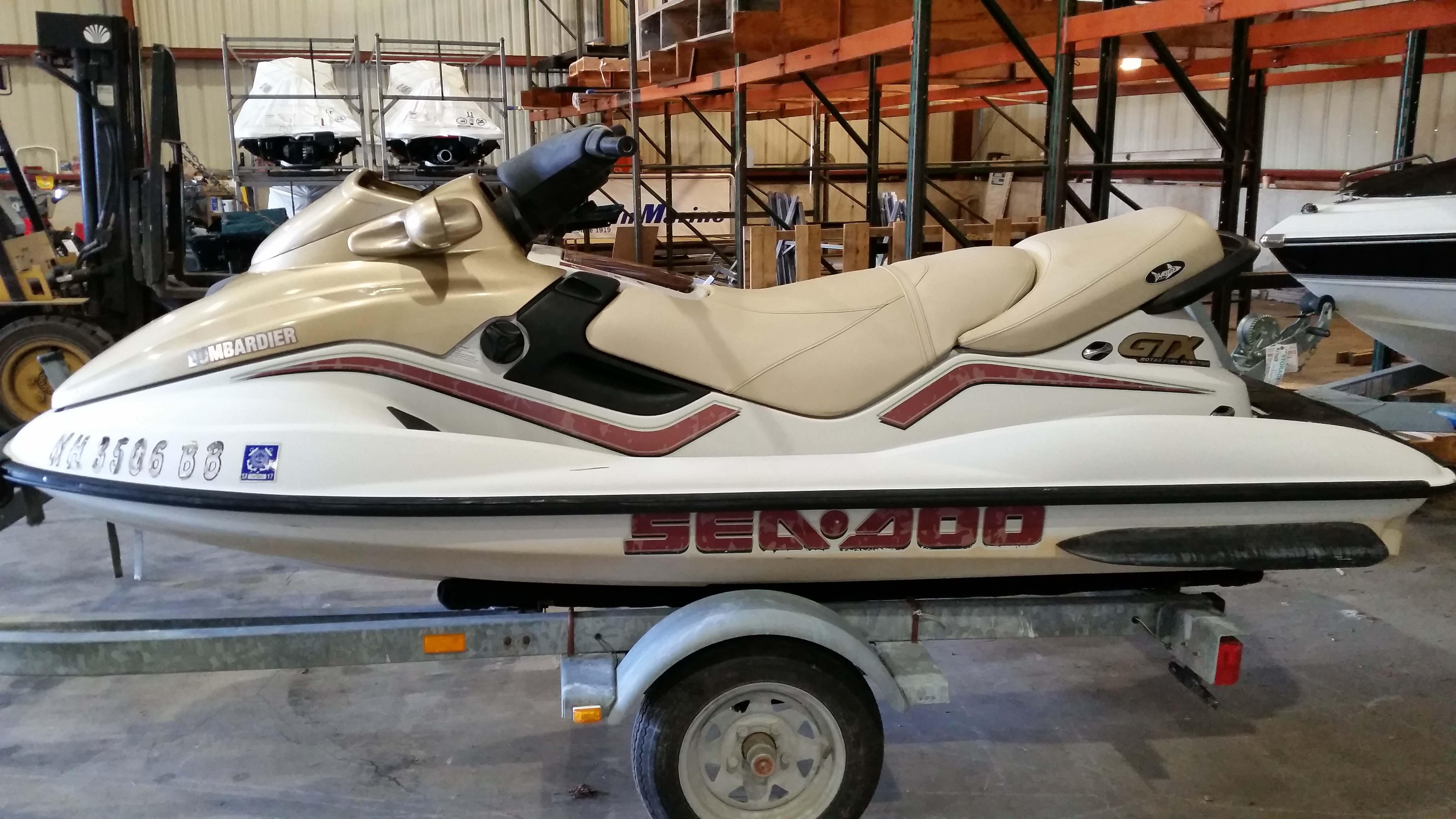 1999 SEA DOO PWC GTX RFI for sale