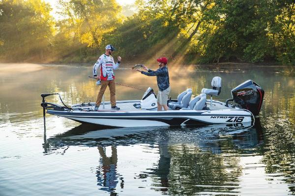 2019 Nitro boat for sale, model of the boat is Z18 & Image # 7 of 61