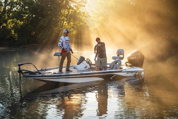 2019 Nitro boat for sale, model of the boat is Z18 & Image # 8 of 61
