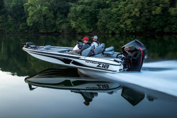 2019 Nitro boat for sale, model of the boat is Z18 & Image # 9 of 58
