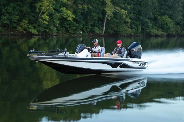 2019 Nitro boat for sale, model of the boat is Z18 & Image # 14 of 61