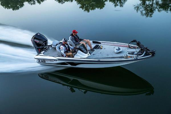 2019 Nitro boat for sale, model of the boat is Z18 & Image # 15 of 61