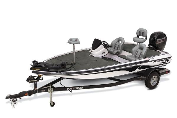 2019 Nitro boat for sale, model of the boat is Z18 & Image # 1 of 58