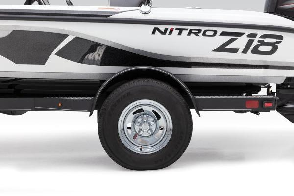 2019 Nitro boat for sale, model of the boat is Z18 & Image # 55 of 58