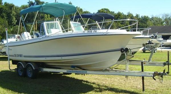 1990 WELLCRAFT 20 SPORT for sale