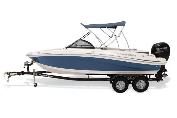 2019 Tahoe boat for sale, model of the boat is 550 TS & Image # 12 of 57