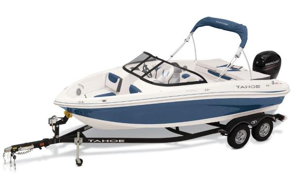 2019 Tahoe boat for sale, model of the boat is 550 TS & Image # 8 of 57