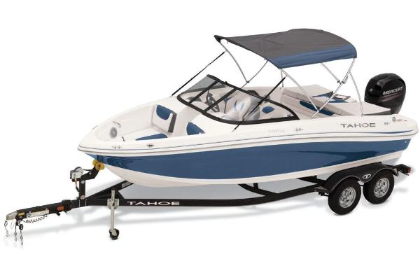 2019 Tahoe boat for sale, model of the boat is 550 TS & Image # 9 of 57