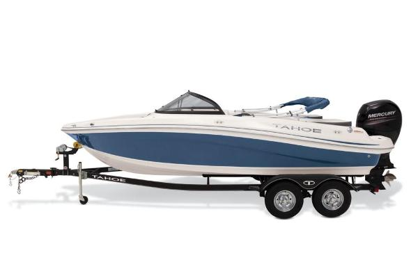 2019 Tahoe boat for sale, model of the boat is 550 TS & Image # 10 of 57