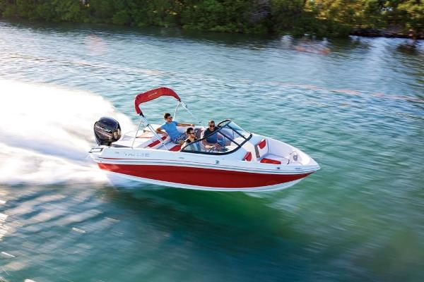 2019 Tahoe boat for sale, model of the boat is 550 TS & Image # 13 of 57