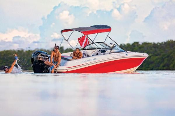 2019 Tahoe boat for sale, model of the boat is 550 TS & Image # 14 of 57
