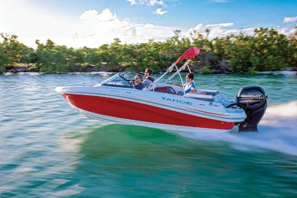 2019 Tahoe boat for sale, model of the boat is 550 TS & Image # 47 of 57