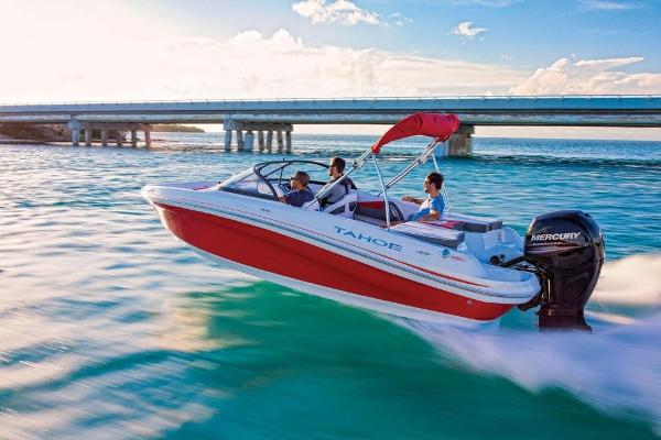 2019 Tahoe boat for sale, model of the boat is 550 TS & Image # 51 of 57