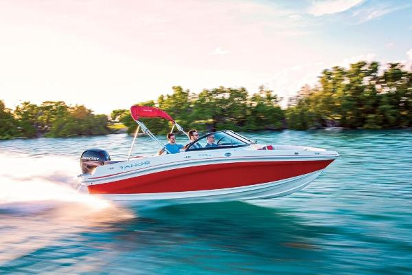 2019 Tahoe boat for sale, model of the boat is 550 TS & Image # 6 of 57