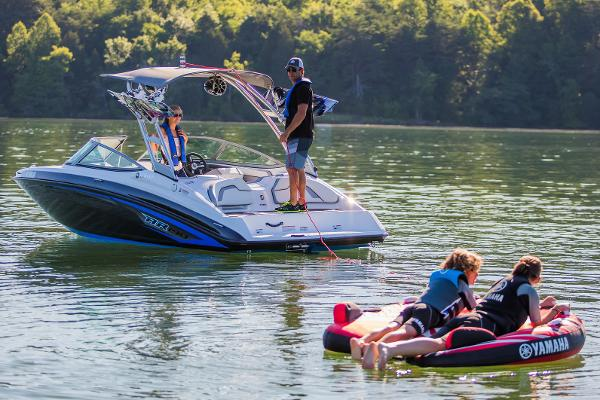 2017 Yamaha boat for sale, model of the boat is AR190 & Image # 23 of 24