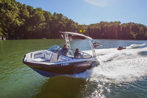 2017 Yamaha boat for sale, model of the boat is AR190 & Image # 24 of 24