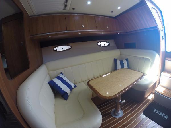 Actual Tiara 3600 Boat