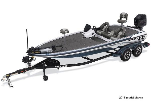 2019 Nitro boat for sale, model of the boat is Z21 & Image # 6 of 8
