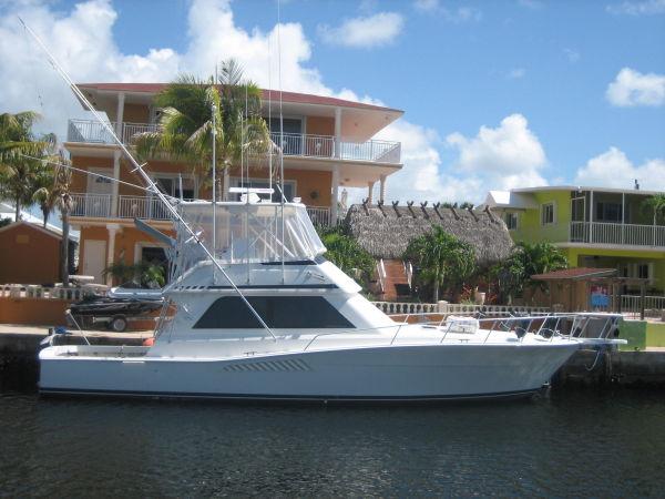 Viking Convertible Sport Fish Sports Fishing Boats
